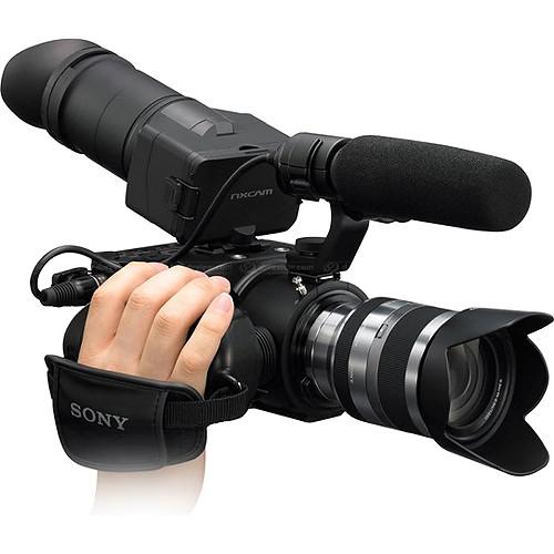 sony fs700. sony nex-fs700 super 35 camcorder body fs700 e