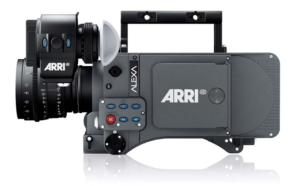 Arri alexa high speed camera midtown video for Camera camera