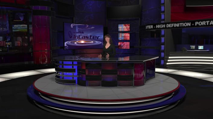 Newtek Tricaster Tc855 Midtown Video
