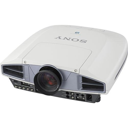 Sony vplfx52 hd projector midtown video for Hd projector