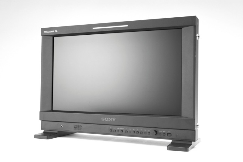 sony pvm 1741a 17 professional oled picture monitor