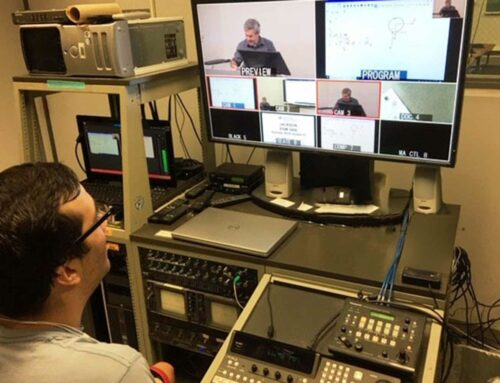 Mediasite recording for classrooms at University of Florida