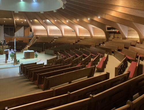 St. Louis Catholic Church Streaming Upgrade